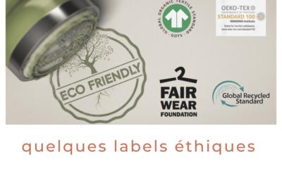 Labels éthiques en résumé